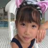 美少女js2年生ジュニアアイドルのスク水猫みみにゃんにゃんポーズに萌え萌えキュン♪